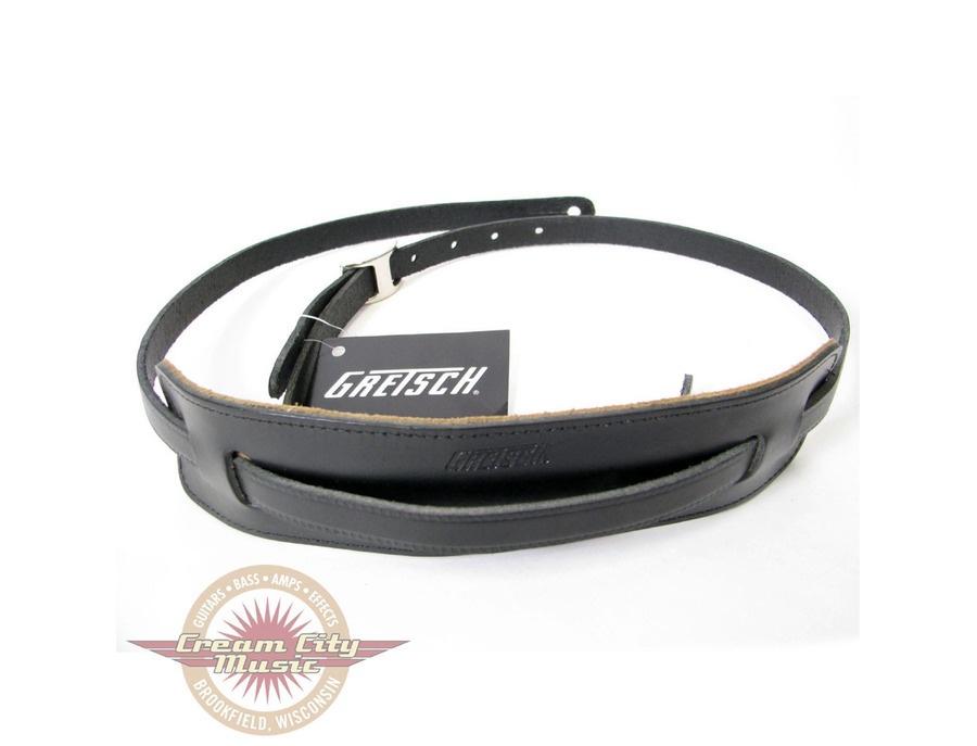 Gretsch Leather Deluxe Spaghetti Guitar Strap