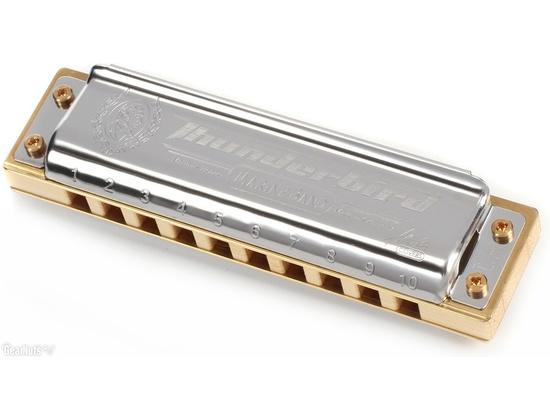 Hohner Thunderbird Harmonica