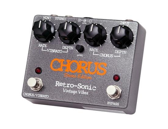 Retro-Sonic Stereo Chorus
