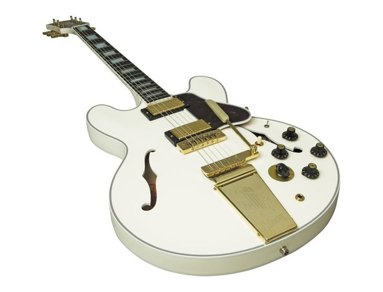 Gibson Alex Lifeson ES-355 Semi Hollow Electric Guitar