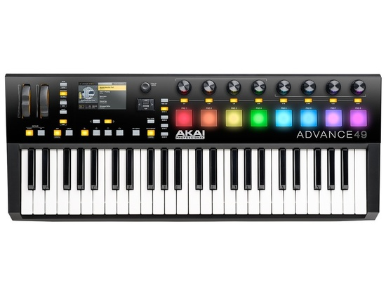 Akai Professional Advance 49 Keyboard Controller