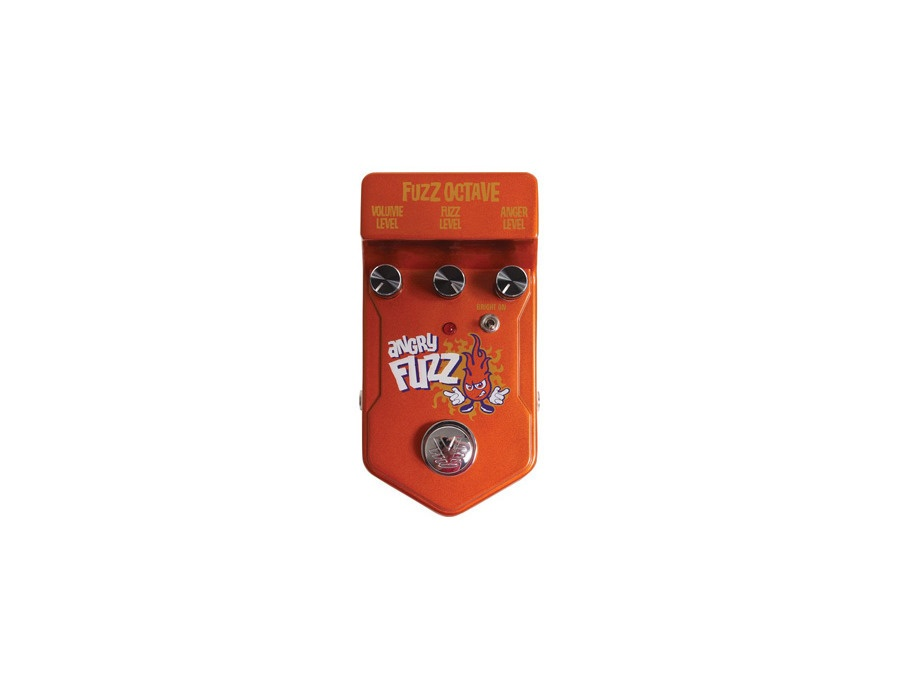 Visual sound v2af angry fuzz octave xl