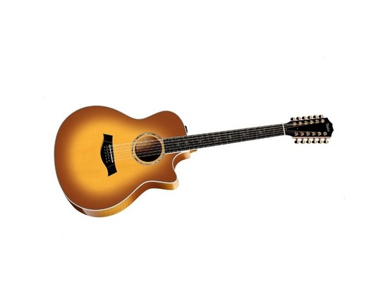 Taylor 656ce 12-String Grand Symphony Acoustic/Electric Guitar
