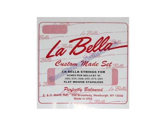 La Bella Strings Custom Guitar Strings