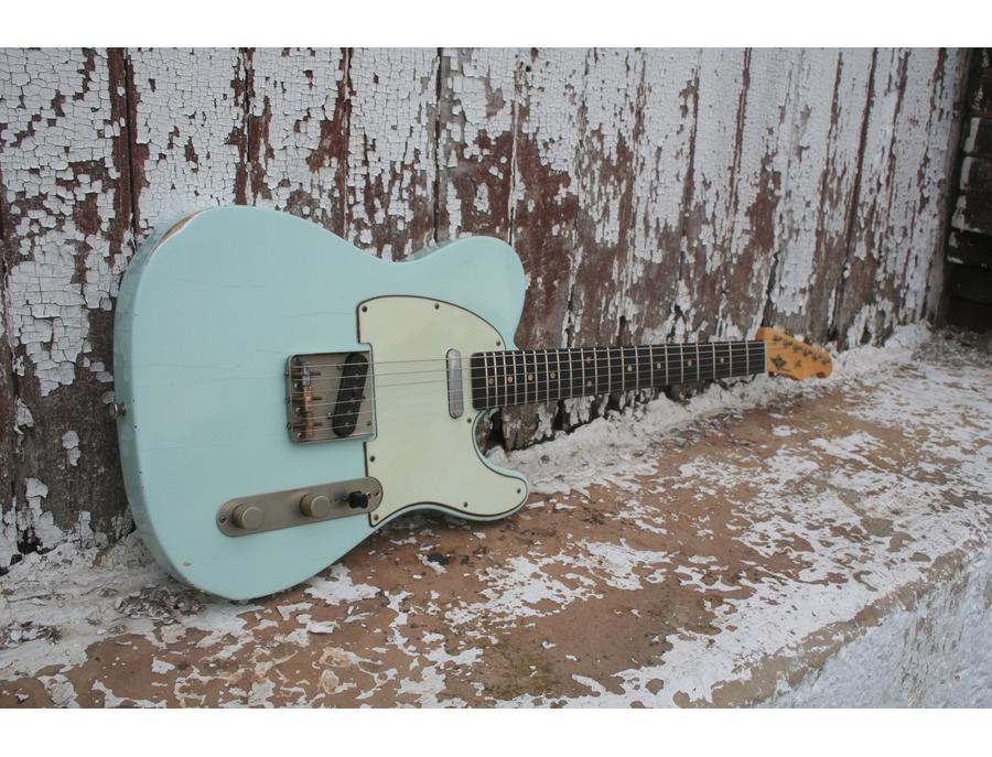 RS Guitarworks Slab '59