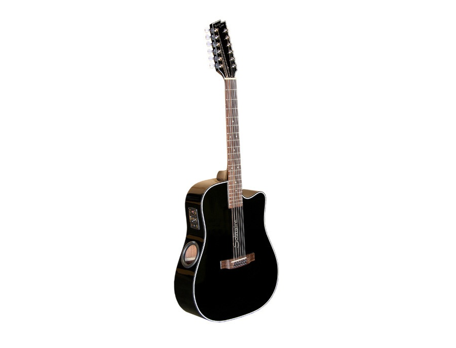 Boulder Creek Solitaire 12 String Guitar