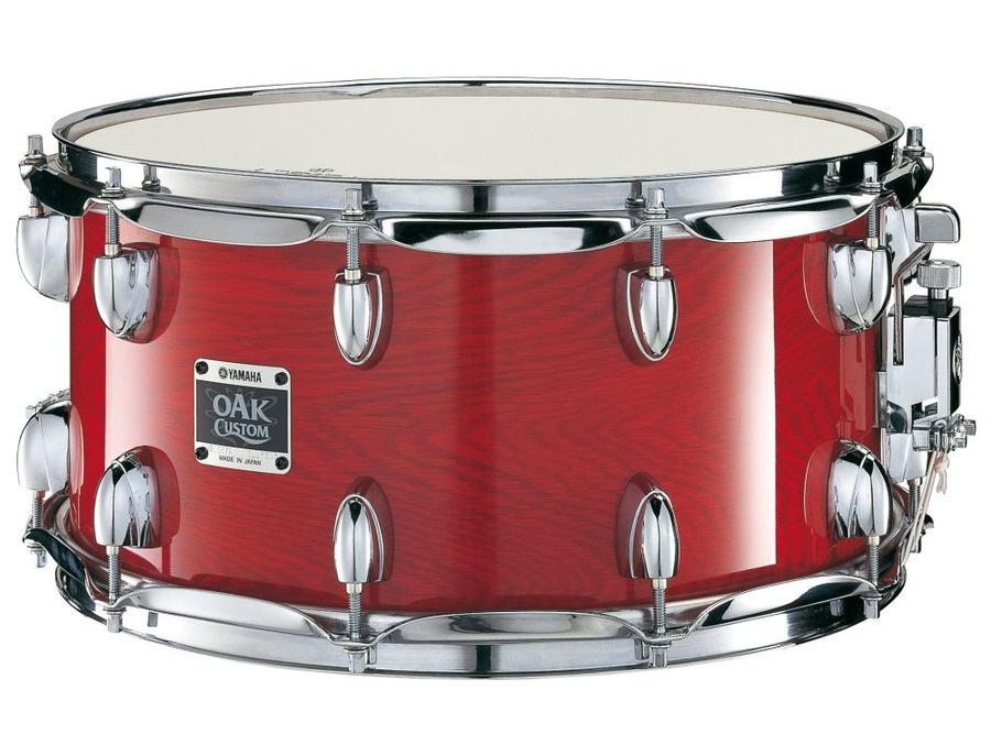 yamaha 14x7 oak custom snare reviews prices equipboard. Black Bedroom Furniture Sets. Home Design Ideas