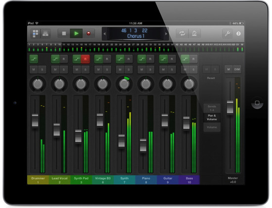 Apple Logic Pro X Remote