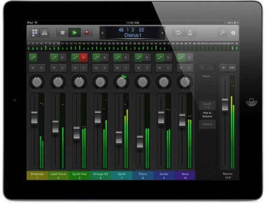 Apple Logic Pro X Remote