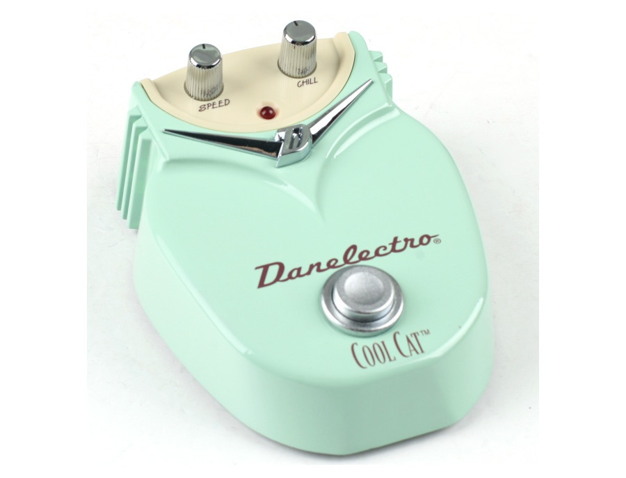 Danelectro Cool Cat Chorus Effect Pedal