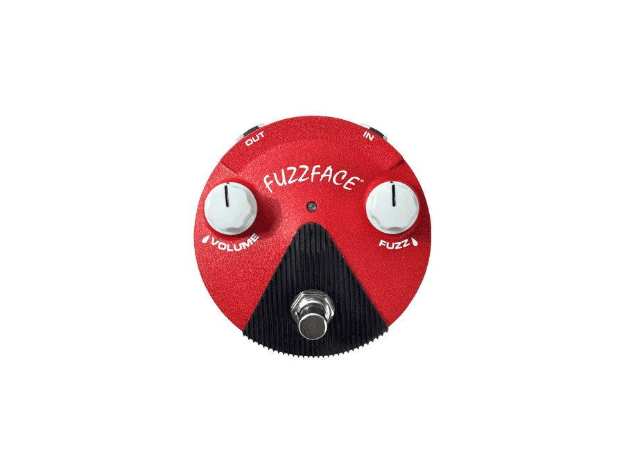 Jim Dunlop FFM6 Band Of Gypsy's Fuzz Face Mini