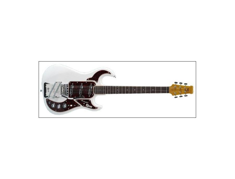 Burns Marvin Electric Guitar