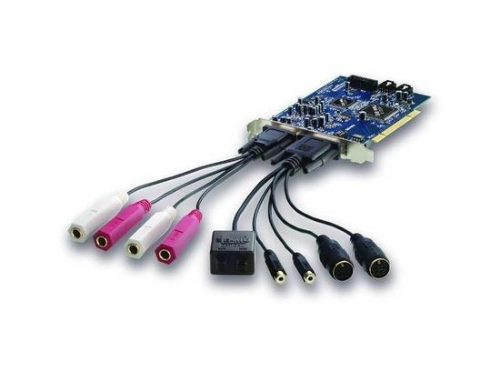 E-MU 0404 PCI