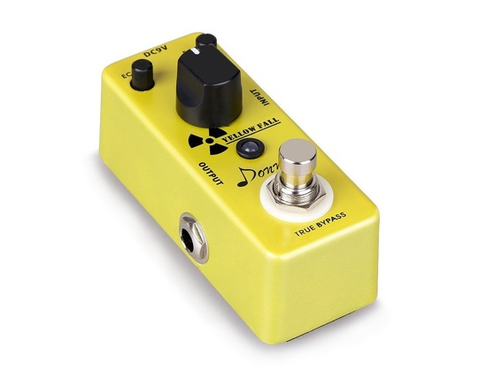 Donner Yellow Fall Vintage Pure Analog Delay Guitar Effect Pedal True Bypass