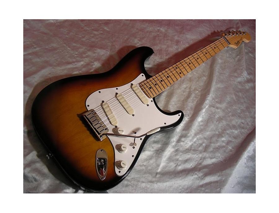 1989 fender deluxe american standard stratocaster