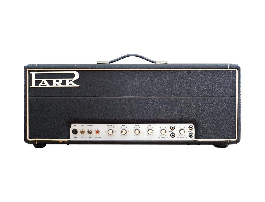 Park 50 Amp Head