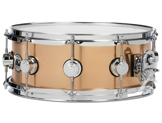 DW 14 x 6.5 Collector's Series Bronze Snare Drum