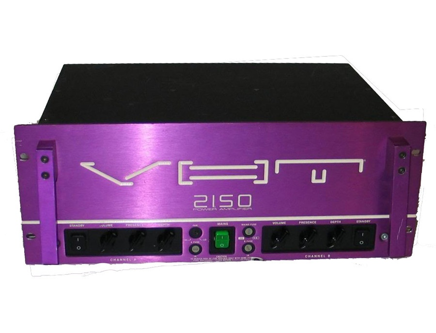 VHT 2150 Stereo Power Amp