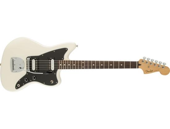 Fender Jazzmaster White/Black