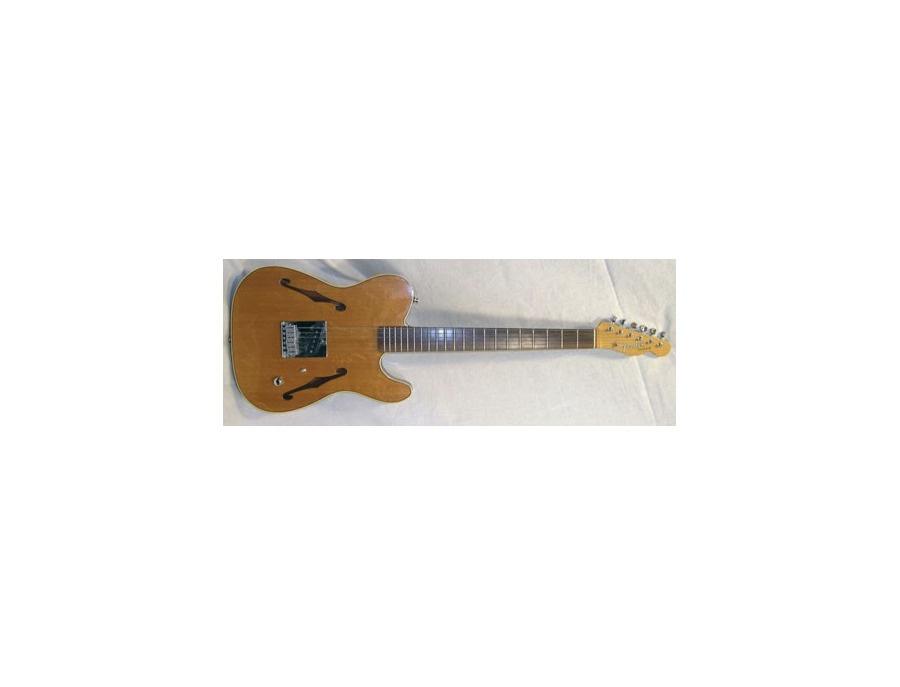 Fender Telecaster Hollowbody Electric Guitar