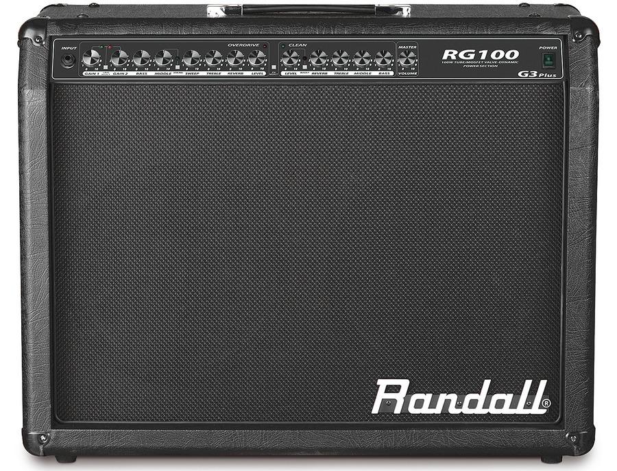 Randall RG100G3 Plus