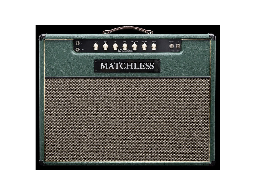Matchless Chieftain 2x12 Combo Amp