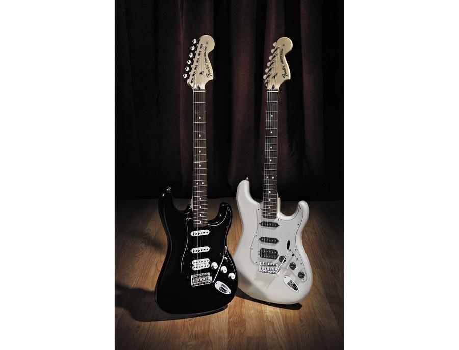 Fender Deluxe Fat Strat HSS