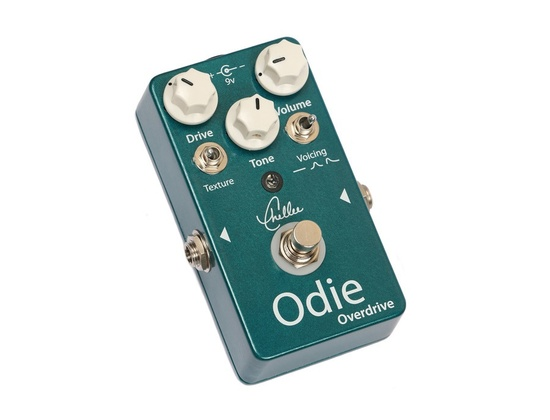 Chelle Odie Overdrive