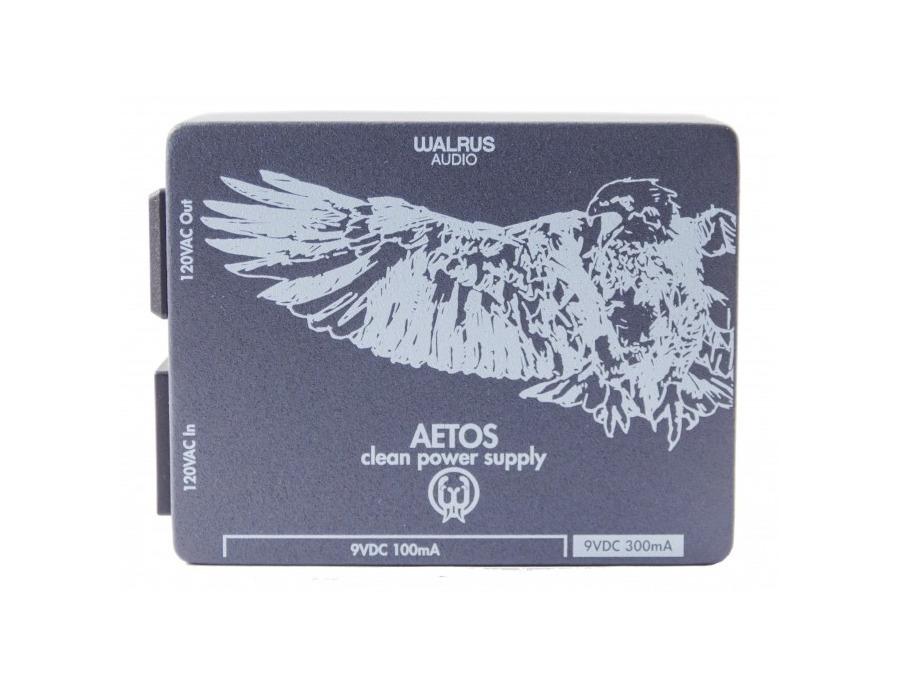 Walrus audio aetos 8 output power supply xl