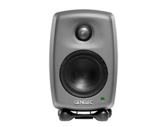 Genelec 8010a extremely compact studio monitors s