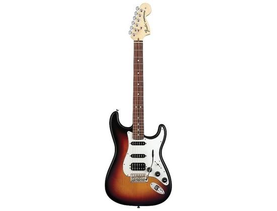 Fender Stratocaster Highway One HSS Sunburst
