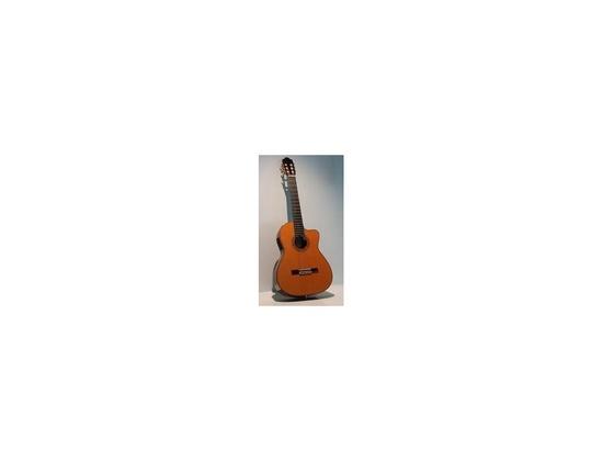 Esteve Deluxe Cutaway Fisherman Classical Guitar