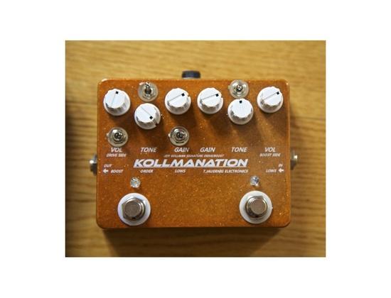 Kollmanation Overdrive/boost pedal