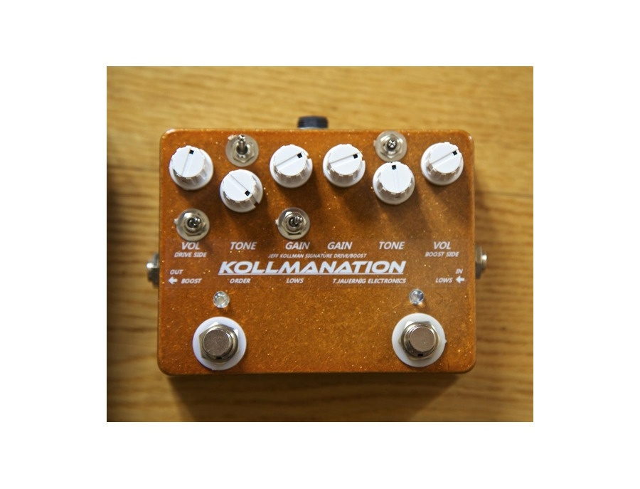 Kollmanation Overdrive/boost pedal