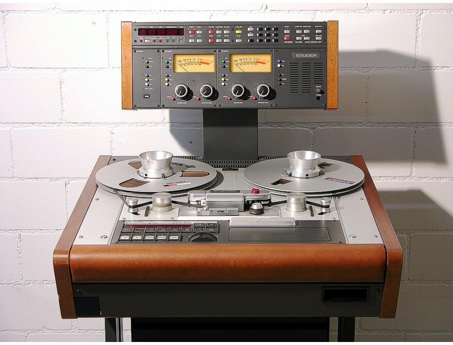 Studer a820 master recorder xl