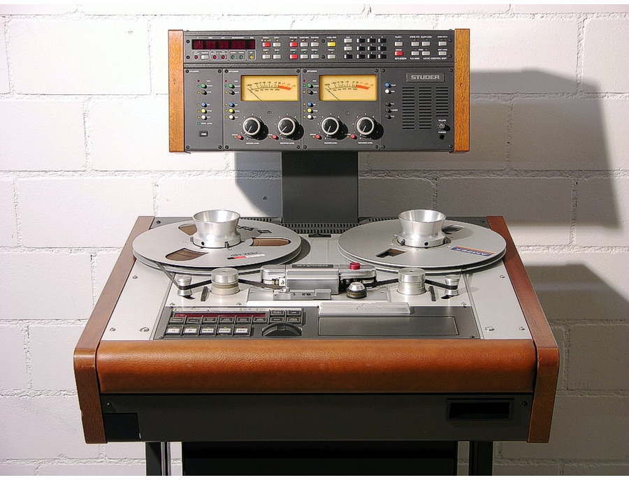 Studer A820 Master Recorder