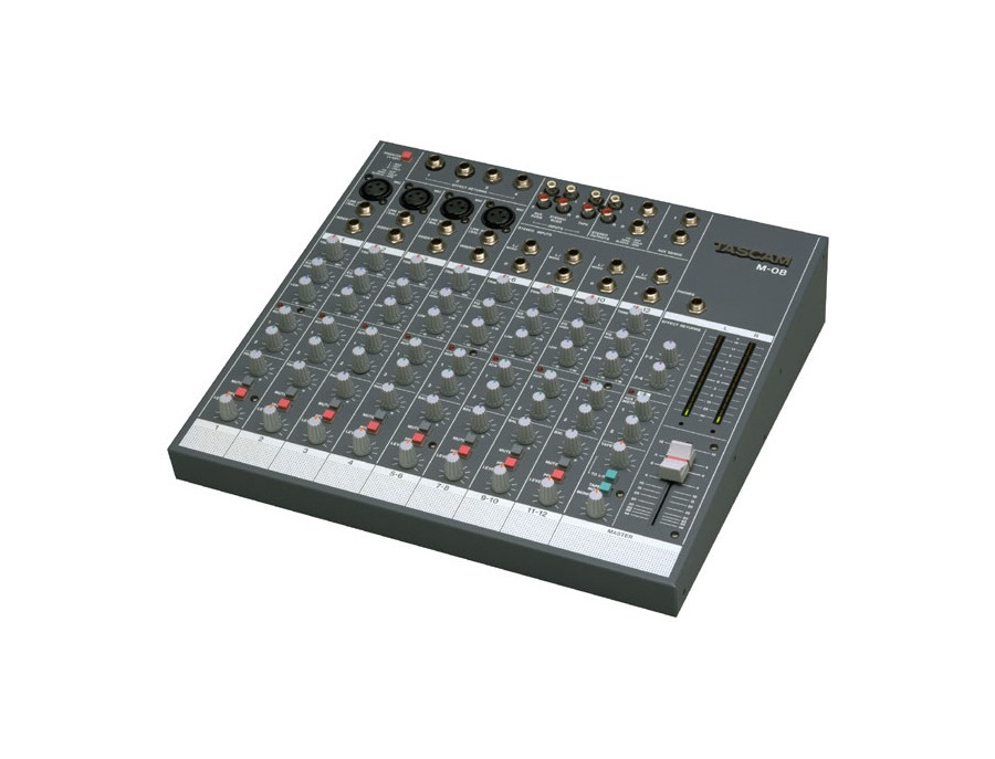Tascam M 08 Reviews Amp Prices Equipboard 174