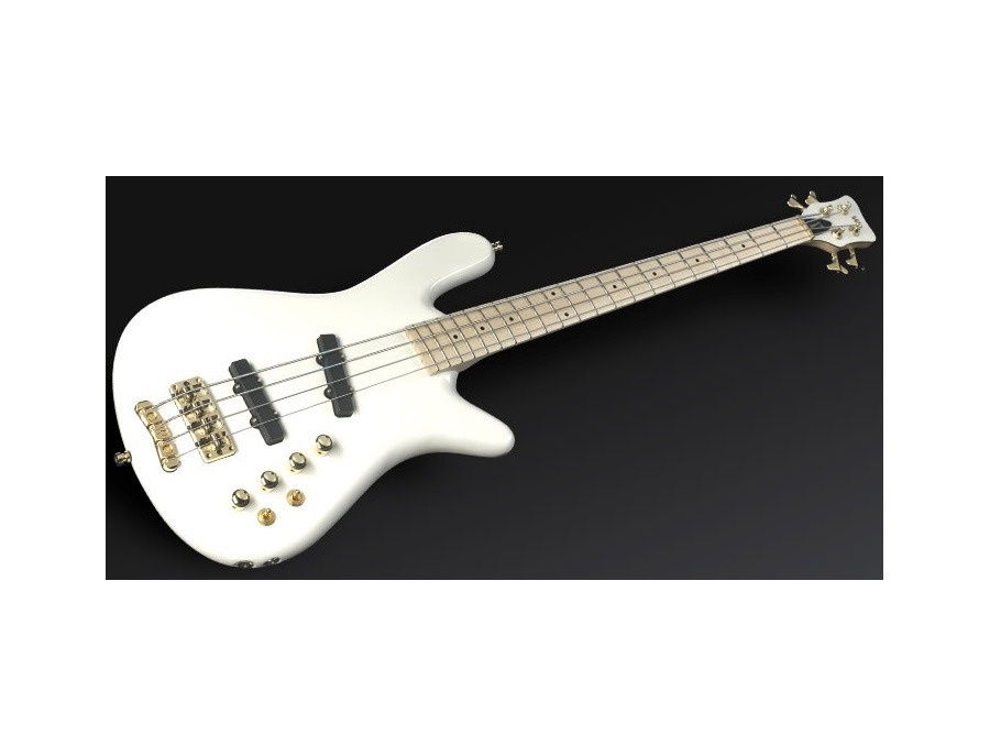 Warwick Larry Graham Signature Bass Guitar