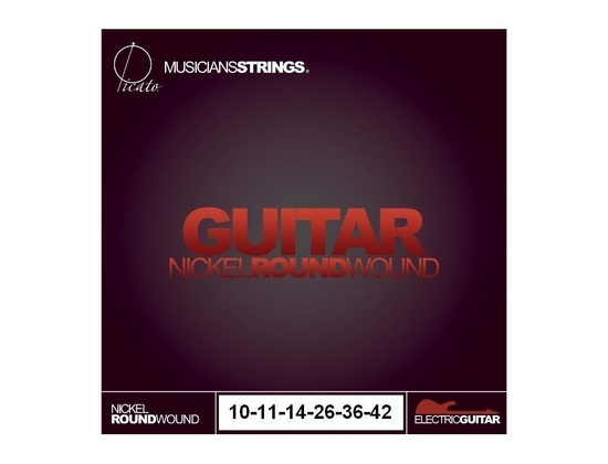 Picato 10-42 Nickelwound Electric Guitar Strings