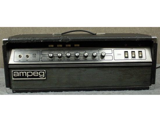 Vintage Ampeg V4 Amplifier Head