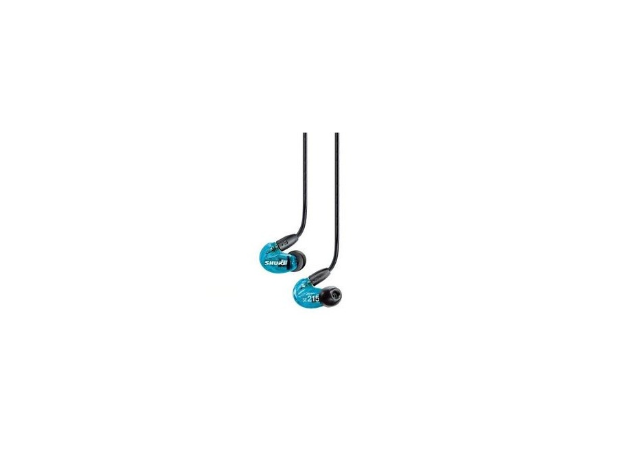 Shure Se215spe In Ear Monitor Earphones Reviews Amp Prices