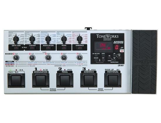 Korg ToneWorks AX1500G