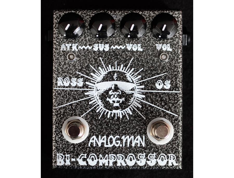 Analogman Bi-Comprossor