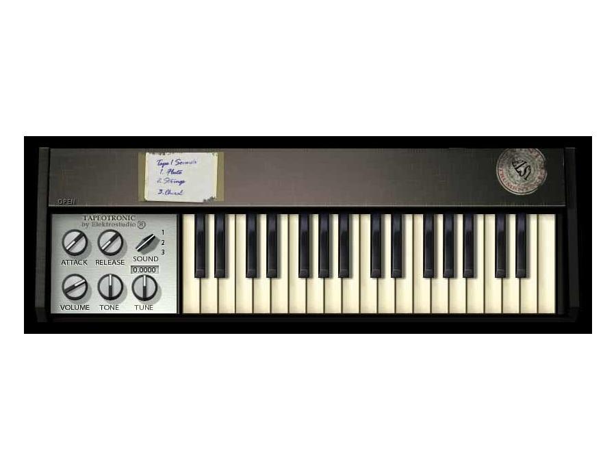 Elektrostudio Tapeotronic Mellotron VSTi