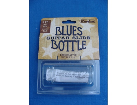 Dunlop Blues Bottle Slide 275