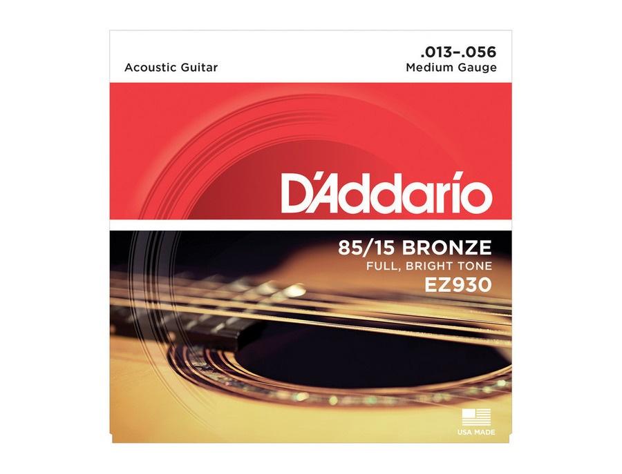 D'addario EZ930 80/15 Bronze