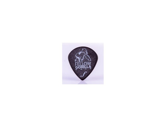Fellow Plectrums 2.0mm Heavy Series, Gorilla Grip Jazz