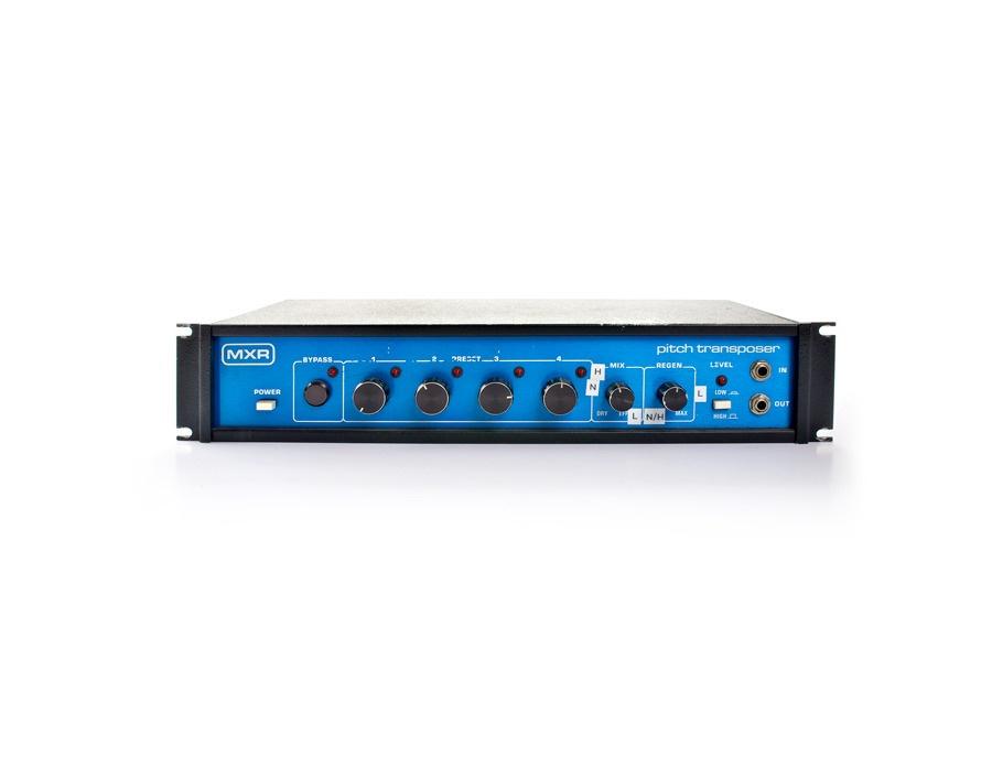 MXR M-129 Pitch Transposer