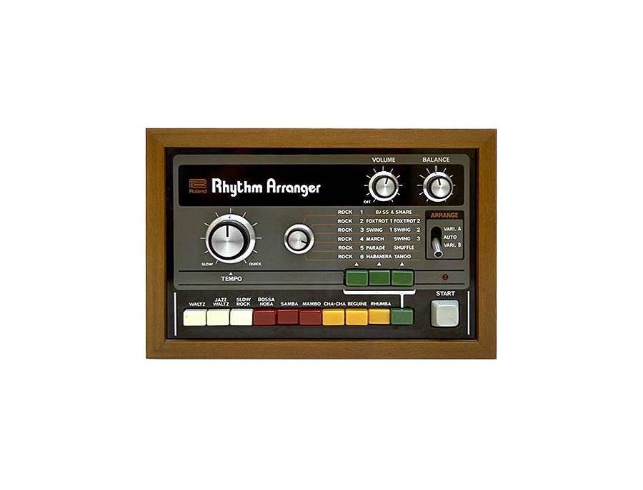 Roland tr 66 rhythm arranger xl