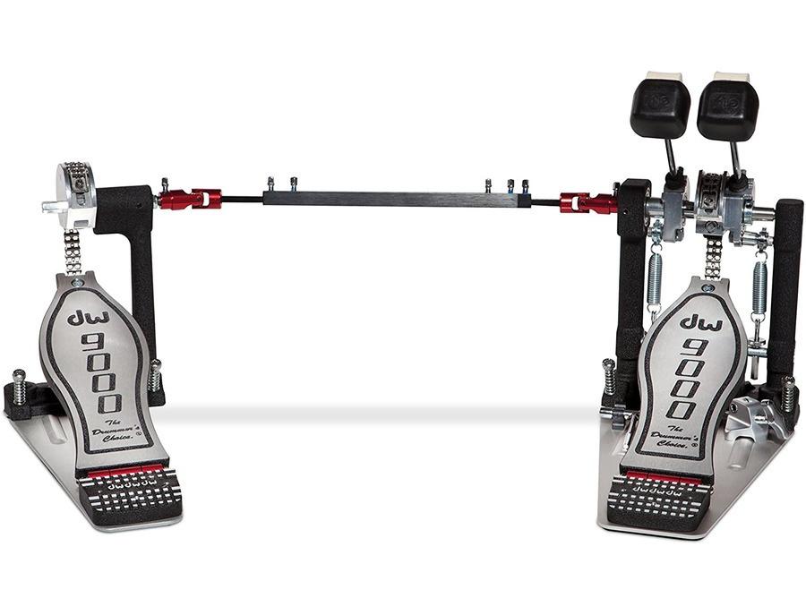 Dw 9002 double pedal xl